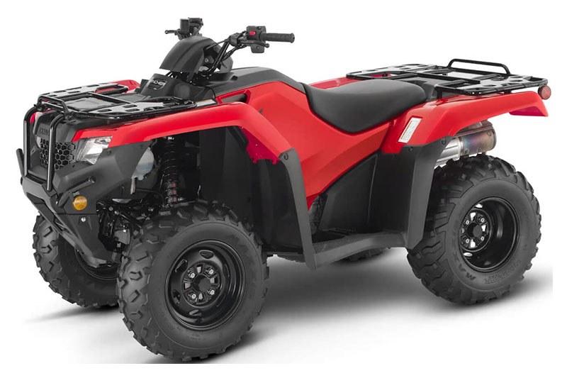 2020 Honda FourTrax Rancher ES in Rice Lake, Wisconsin
