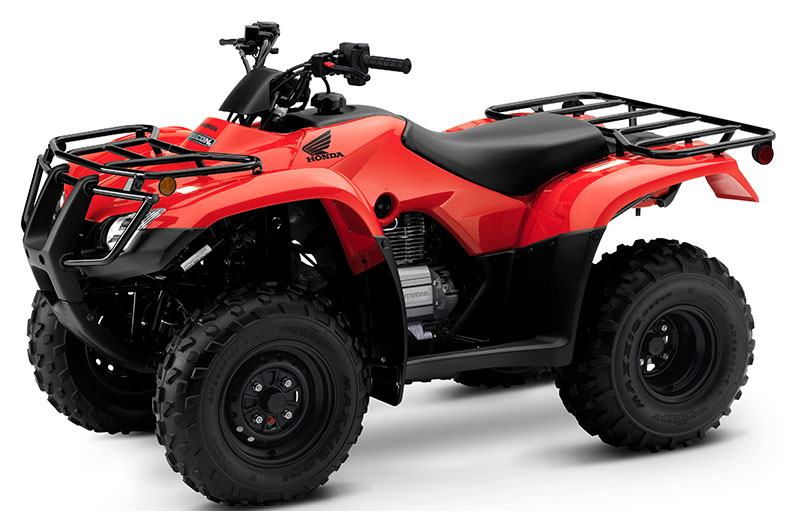 2020 Honda FourTrax Recon in Moline, Illinois