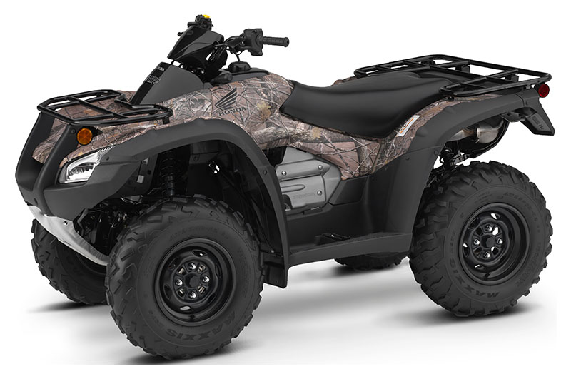 2020 Honda FourTrax Rincon in Lapeer, Michigan