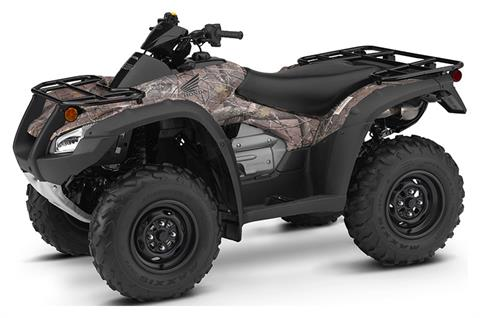 2020 Honda FourTrax Rincon in Hollister, California