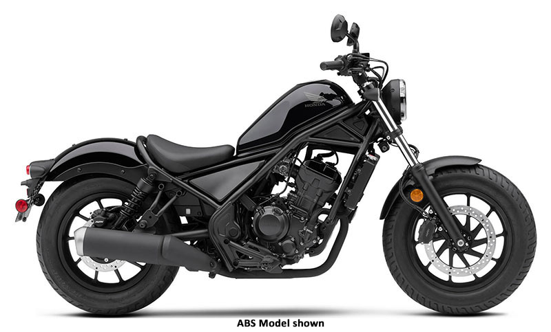 2020 Honda Rebel 300 in Moline, Illinois - Photo 1