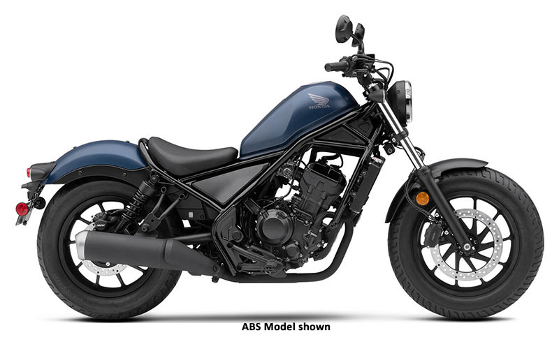 2020 Honda Rebel 300 in Berkeley, California - Photo 1