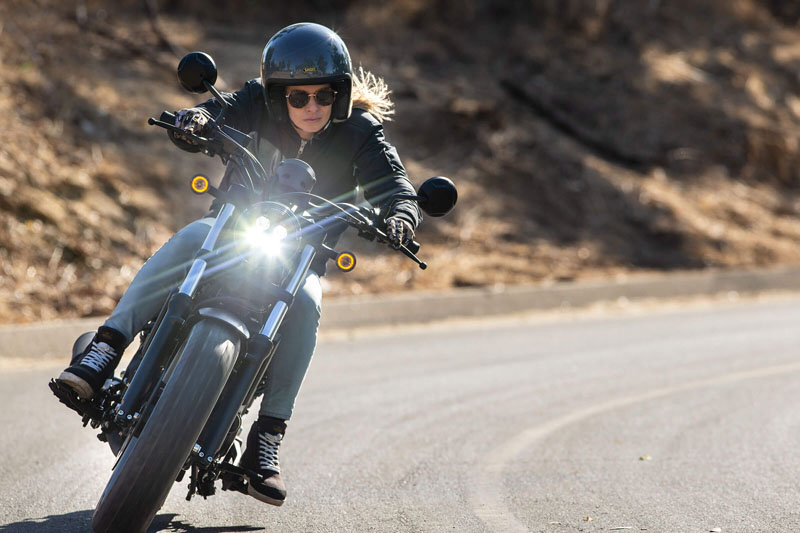 2020 Honda Rebel 300 in Lincoln, Maine - Photo 4