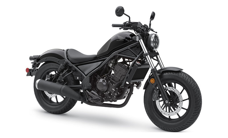 2020 Honda Rebel 300 ABS in Rice Lake, Wisconsin - Photo 2