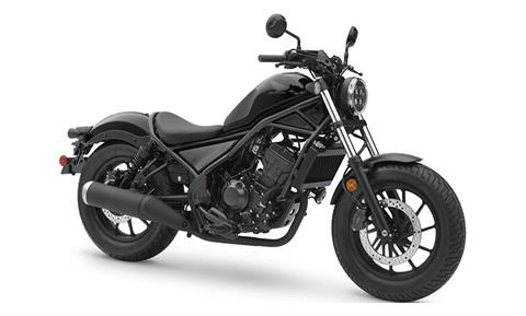 2020 Honda Rebel 300 ABS in Lafayette, Louisiana - Photo 2