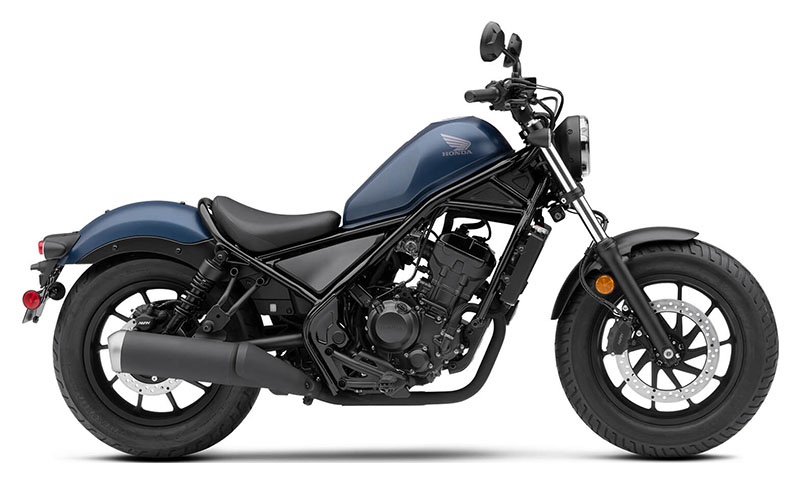 2020 Honda Rebel 300 ABS in Brilliant, Ohio - Photo 1
