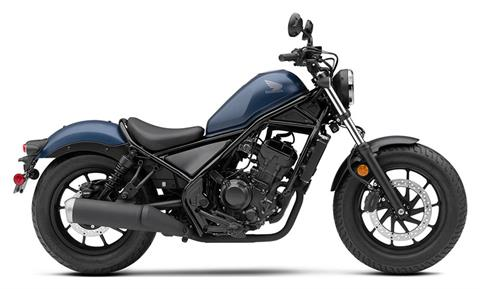 2020 Honda Rebel 300 ABS in Crystal Lake, Illinois - Photo 1