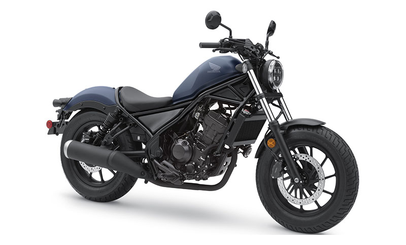2020 Honda Rebel 300 ABS in Crystal Lake, Illinois - Photo 2
