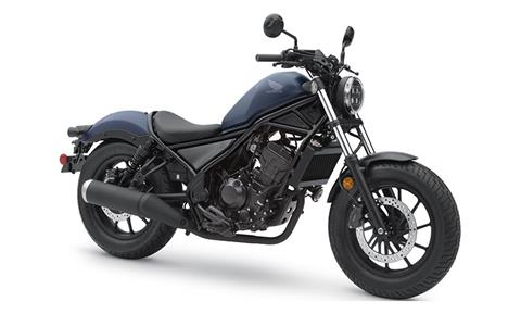 2020 Honda Rebel 300 ABS in San Jose, California - Photo 2
