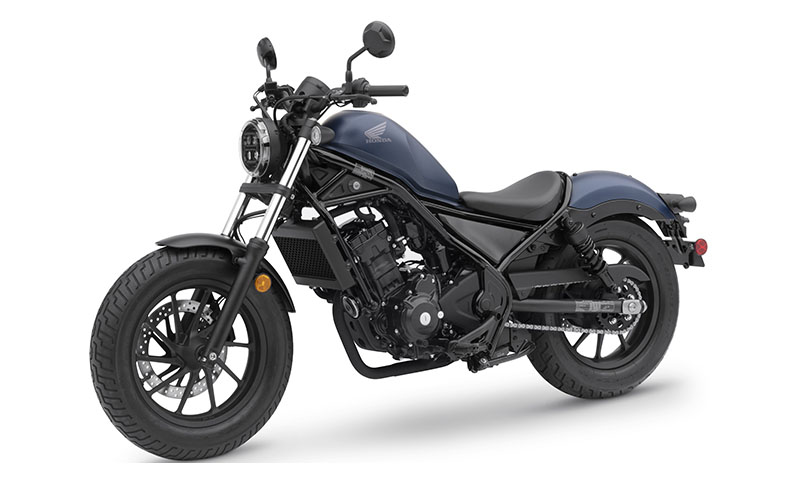 2020 Honda Rebel 300 ABS in San Jose, California - Photo 3