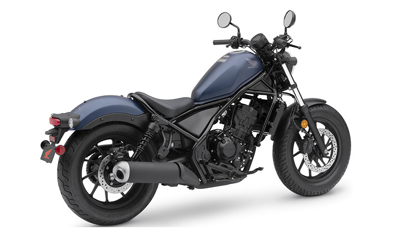 2020 Honda Rebel 300 ABS in Manitowoc, Wisconsin - Photo 4