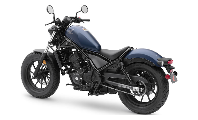 2020 Honda Rebel 300 ABS in Manitowoc, Wisconsin - Photo 5