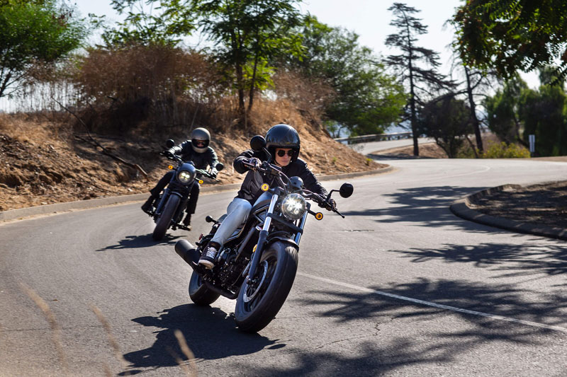 2020 Honda Rebel 300 ABS in San Jose, California - Photo 9