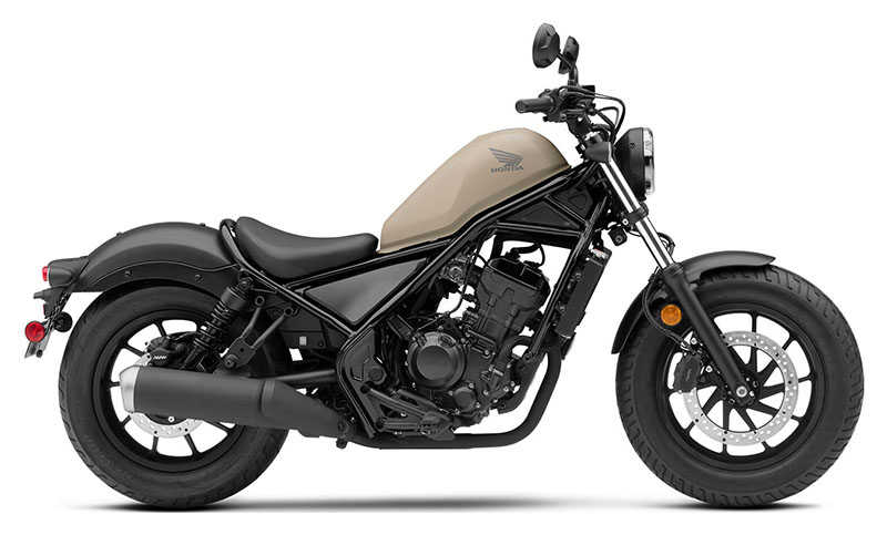 2020 Honda Rebel 300 ABS in Merced, California - Photo 1