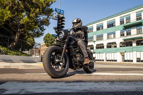 2020 Honda Rebel 500 in San Francisco, California - Photo 3