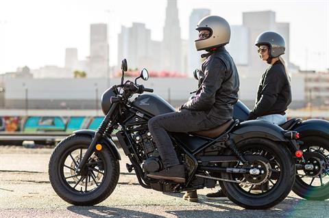 2020 Honda Rebel 500 in San Francisco, California - Photo 7