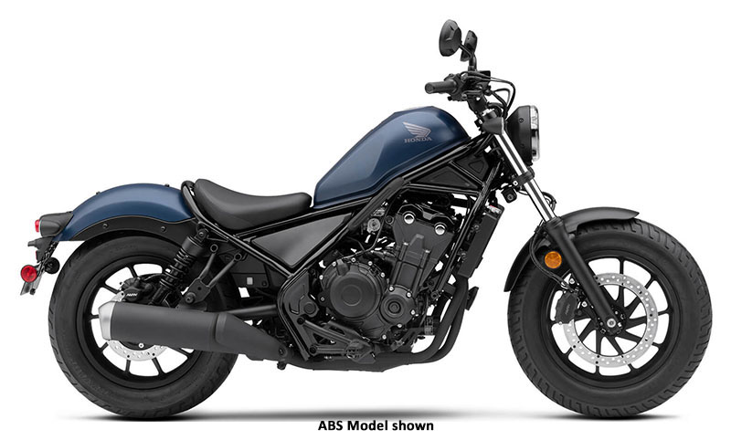 2020 Honda Rebel 500 in San Jose, California - Photo 1