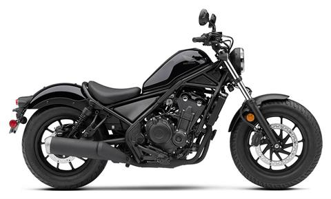 2020 Honda Rebel 500 ABS in Prosperity, Pennsylvania - Photo 1