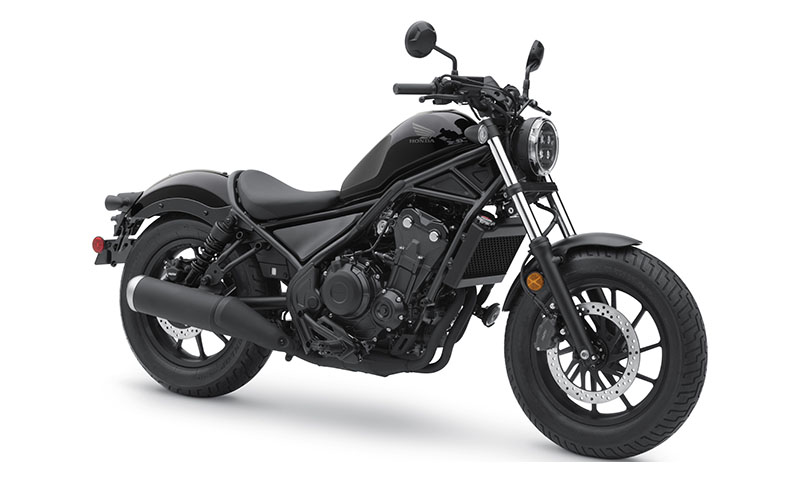 2020 Honda Rebel 500 ABS in Wenatchee, Washington - Photo 2