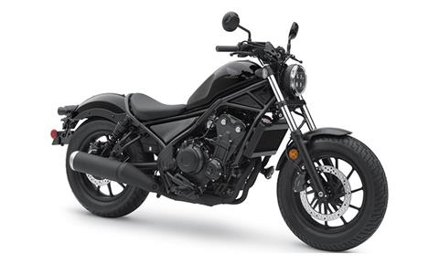 2020 Honda Rebel 500 ABS in Johnson City, Tennessee - Photo 2