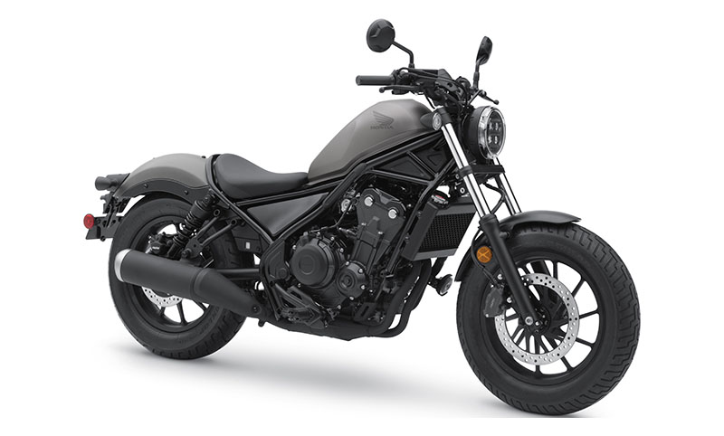 2020 Honda Rebel 500 ABS in Aurora, Illinois - Photo 2