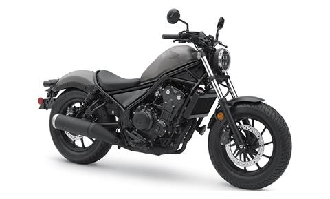 2020 Honda Rebel 500 ABS in Sumter, South Carolina - Photo 2
