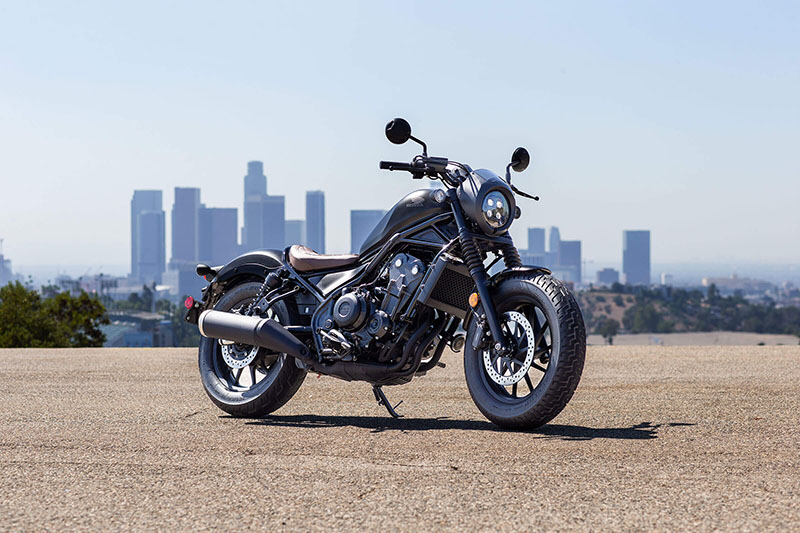 2020 Honda Rebel 500 ABS in Columbia, South Carolina - Photo 8