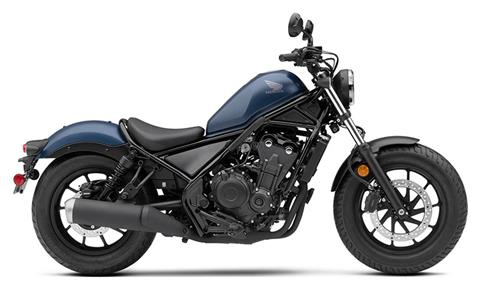 2020 Honda Rebel 500 ABS in San Jose, California - Photo 1