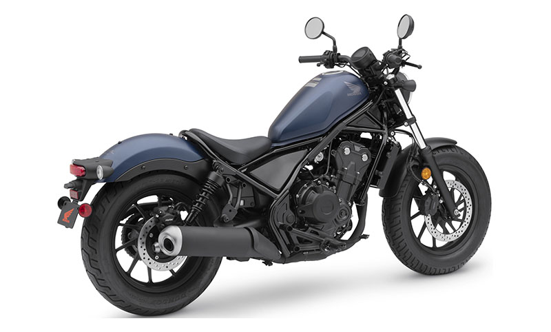 2020 Honda Rebel 500 ABS in Stuart, Florida - Photo 2