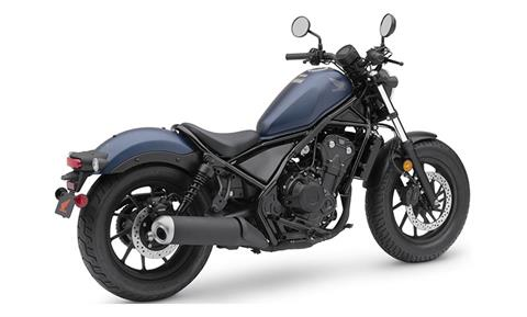 2020 Honda Rebel 500 ABS in Lafayette, Louisiana - Photo 2