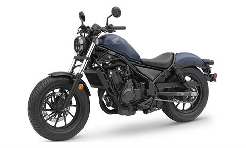 2020 Honda Rebel 500 ABS in Lafayette, Louisiana - Photo 3