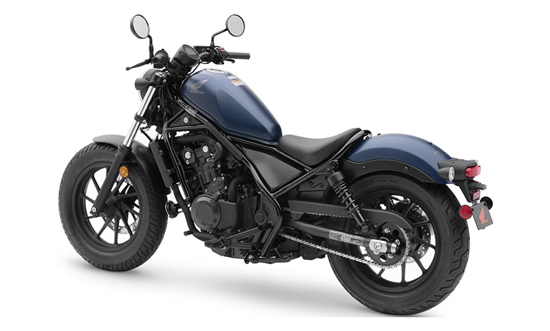 2020 Honda Rebel 500 ABS in San Jose, California - Photo 4