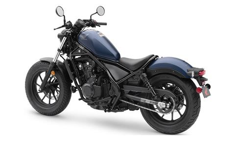 2020 Honda Rebel 500 ABS in Spring Mills, Pennsylvania - Photo 4