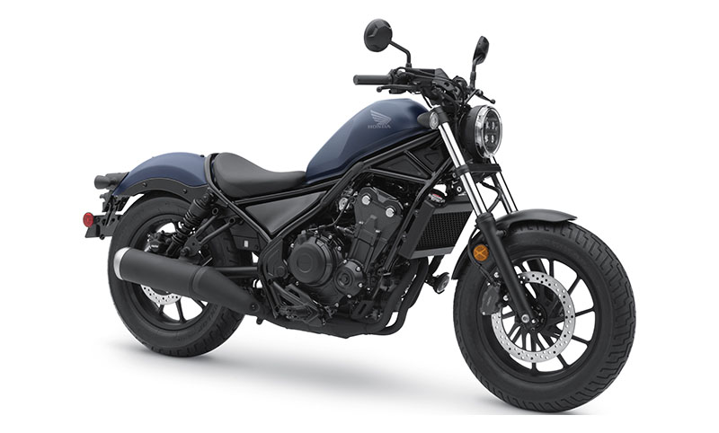 2020 Honda Rebel 500 ABS in Bennington, Vermont - Photo 5