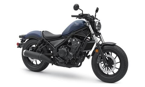 2020 Honda Rebel 500 ABS in Jasper, Alabama - Photo 5