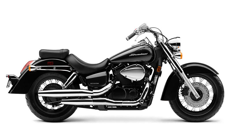 2020 Honda Shadow Aero 750 in Asheville, North Carolina