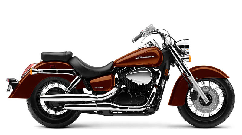 2020 Honda Shadow Aero 750 in Greenville, North Carolina
