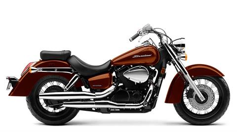 2020 Honda Shadow Aero 750 in Hendersonville, North Carolina