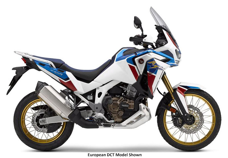 2020 Honda Africa Twin Adventure Sports ES in Monroe, Michigan - Photo 1