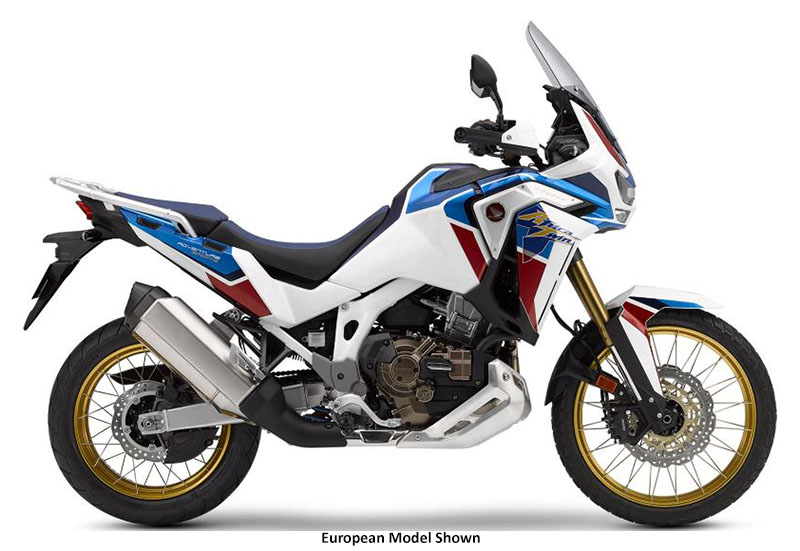 2020 Honda Africa Twin Adventure Sports ES DCT in Goleta, California - Photo 1