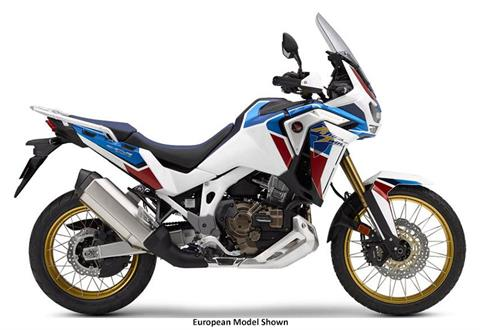 2020 Honda Africa Twin Adventure Sports ES DCT in Lewiston, Maine - Photo 1