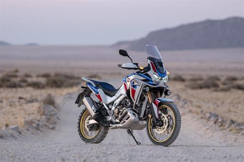 2020 Honda Africa Twin Adventure Sports ES DCT in Amarillo, Texas - Photo 6