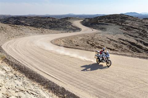 2020 Honda Africa Twin Adventure Sports ES DCT in Ukiah, California - Photo 8