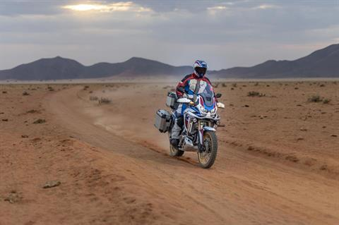 2020 Honda Africa Twin Adventure Sports ES DCT in Albuquerque, New Mexico - Photo 9