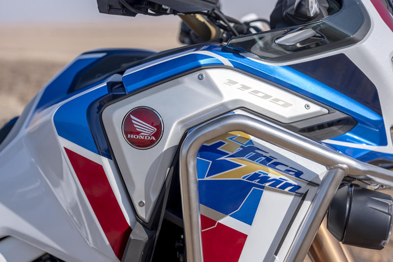 2020 Honda Africa Twin DCT in Monroe, Michigan - Photo 4