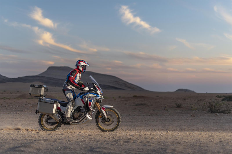 2020 Honda Africa Twin DCT in Berkeley, California - Photo 7