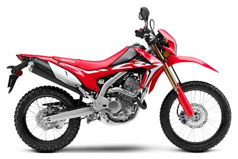 2020 Honda CRF250L in Johnson City, Tennessee