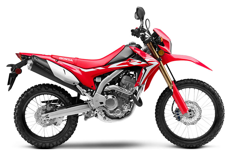2020 Honda CRF250L in Iowa City, Iowa