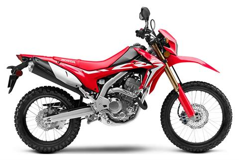 2020 Honda CRF250L ABS in Iowa City, Iowa