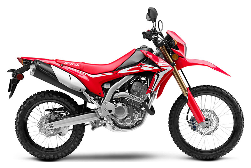 2020 Honda CRF250L ABS in Goleta, California